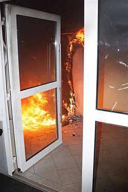 Brände im Treppenhaus – Brand-Feuer.de